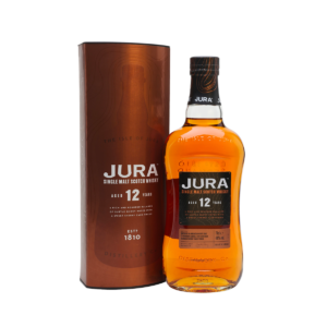 JURA - WHISKY- SINGLE MALT SCOTCH